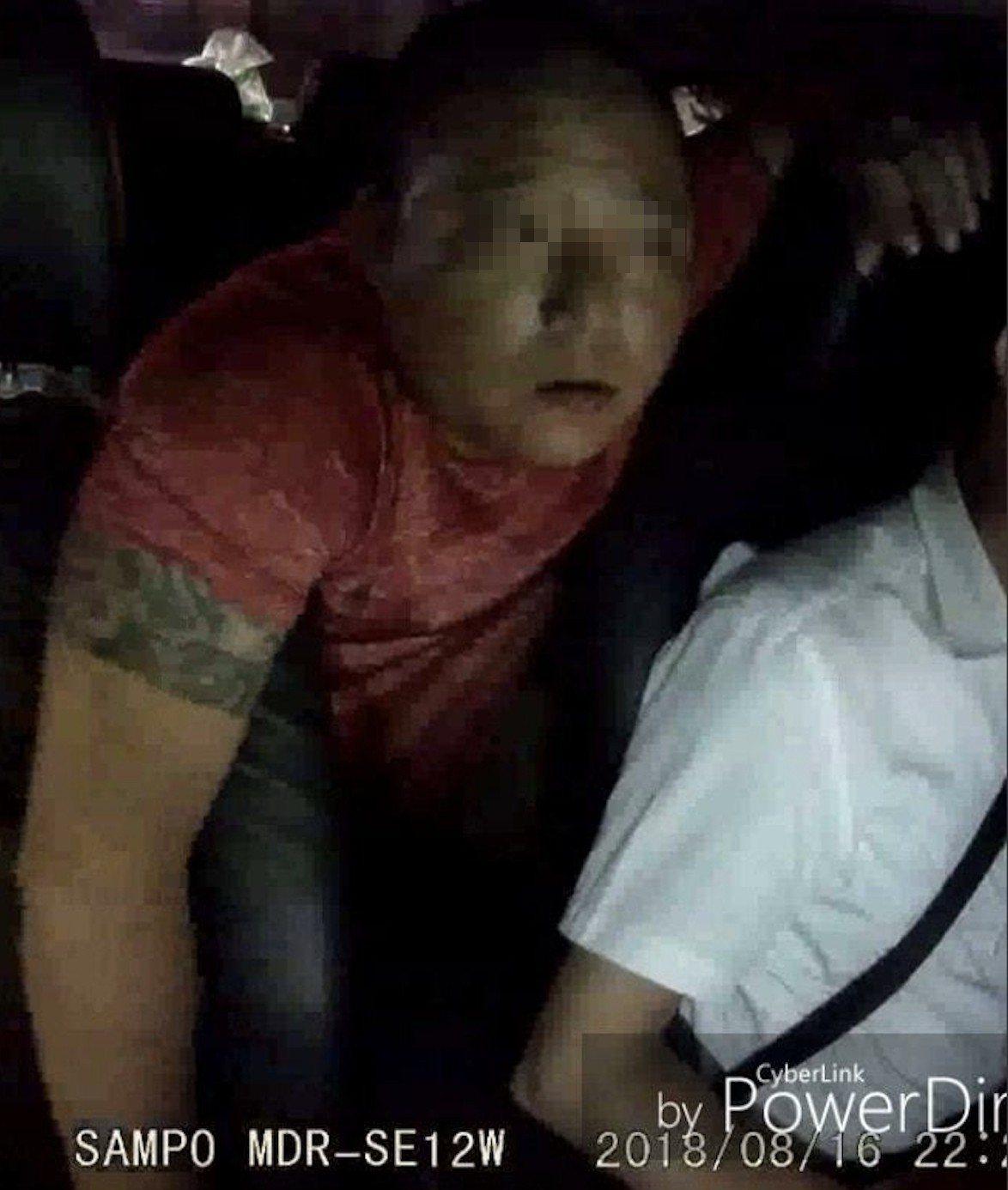 林男打瞎邱姓司機右眼,檢方依重傷害罪嫌起訴他。圖/報系資料照