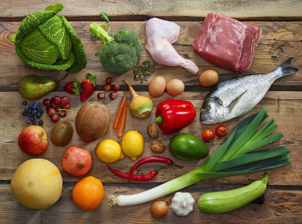 聰明吃飯,才能吃出好體質。 圖╱123RF