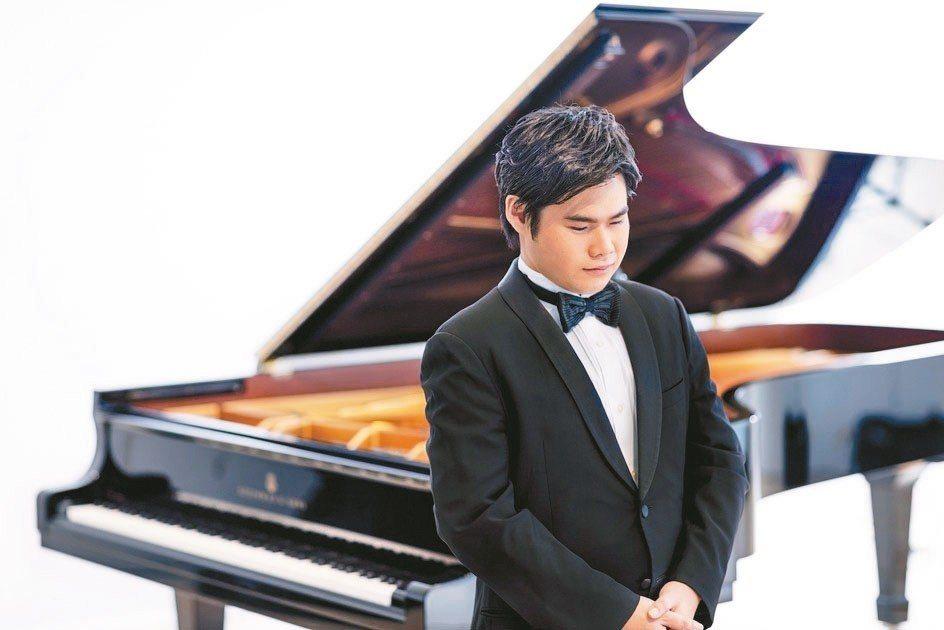 日本全盲鋼琴家辻井伸行。 聯合數位文創/提供