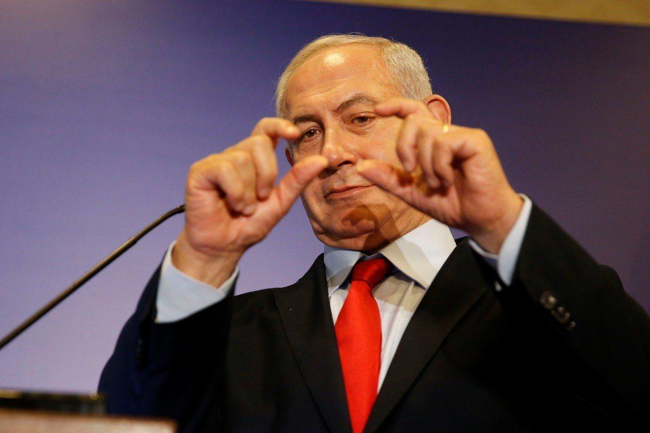 以色列總理內唐亞胡稱以色列為「對抗伊朗、ISIS不可或缺的盟友」。 路透