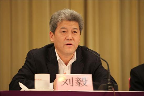首旅集團總裁、王府井集團董事長劉毅。取自北京商報