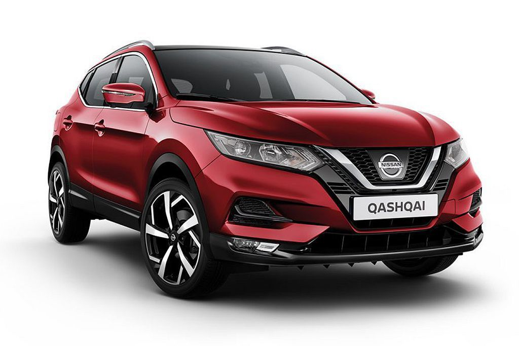 多年歐洲休旅銷售冠軍的Nissan Qashqai,2018年依舊賣出45.4萬...