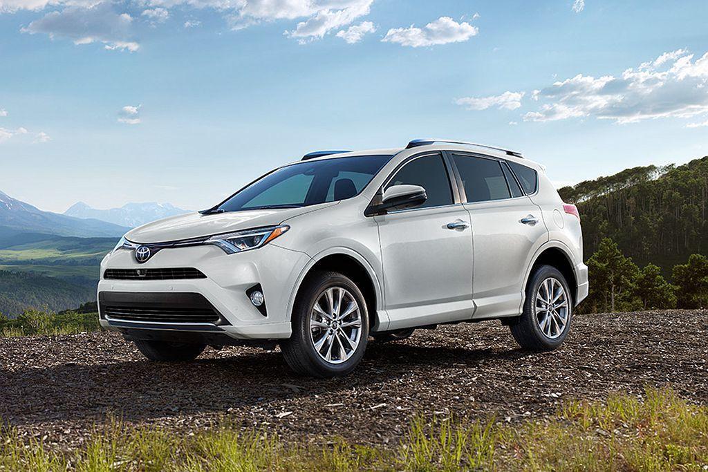 現行款Toyota RAV4就算已經達到產品末期,但在2018年依舊賣出83.0...