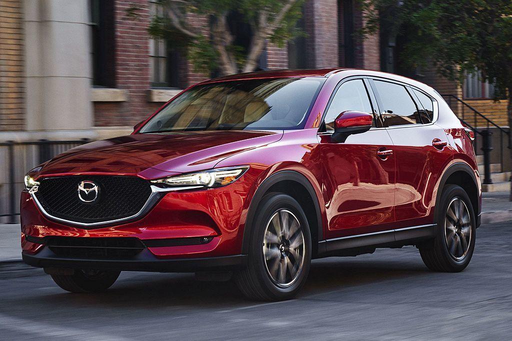 已經成為品牌最熱賣車款的Mazda CX-5,2018年銷售表現亮眼以45.7萬輛的成績排行第八。 圖/Mazda提供
