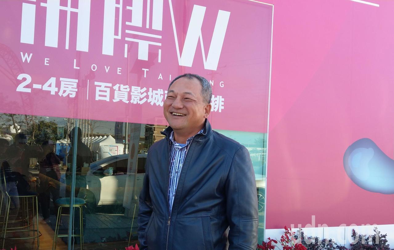 總太集團主席吳錫坤說,期許今年再開3家子公司,讓年輕人有機會「出頭天」。記者趙容...