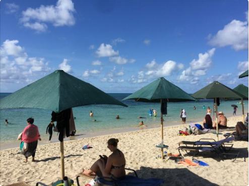 海島度假依然是陸客春節出境遊的首選。(取自ZAKER)