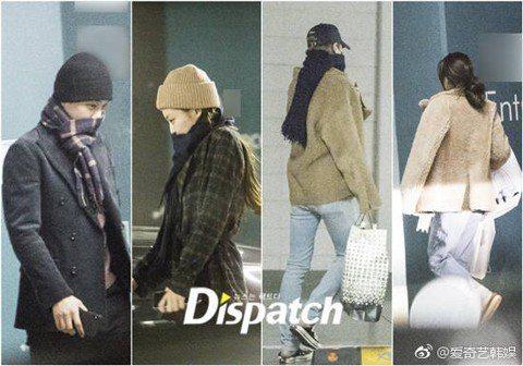 韓國元旦情侶誕生?韓媒「Dispatch」今天爆料,EXO的成員KAI密會BLACKPINK的Jennie,跟拍他們約會和比照多張IG照片, 篤定他們正在交往。雙方經紀公司對此一無所知,忙著向當事人...