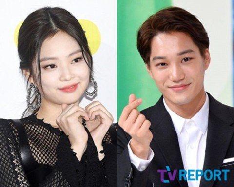 EXO的KAI被「Dispatch」拍到秘密約會BLACKPINK的Jennie,由於鐵證如山,雙方經紀公司經過求證後,SM娛樂率先承認「他們互有好感」,證實KAI和Jennie真的在交往。Jenn...