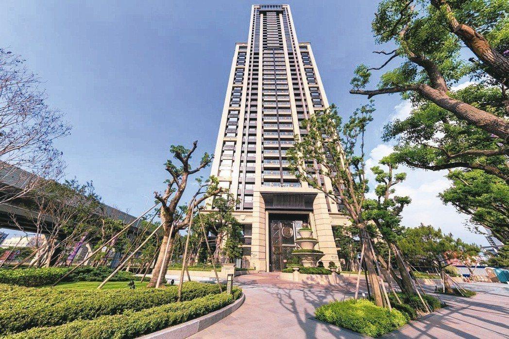 總高183米的「遠雄九五」,完工後即刷新北台灣豪宅高度排行榜,成為雙北摩天豪宅榜...