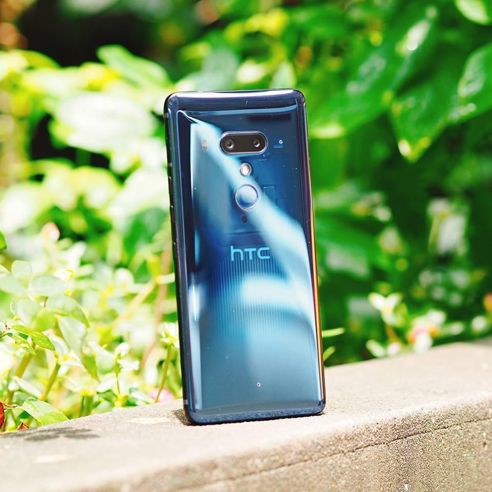 HTC U11+。 圖/HTC Taiwan粉專