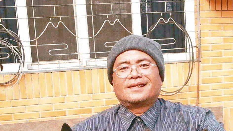 蔡鼎三58歲病逝。 圖/擷取自蔡鼎三臉書