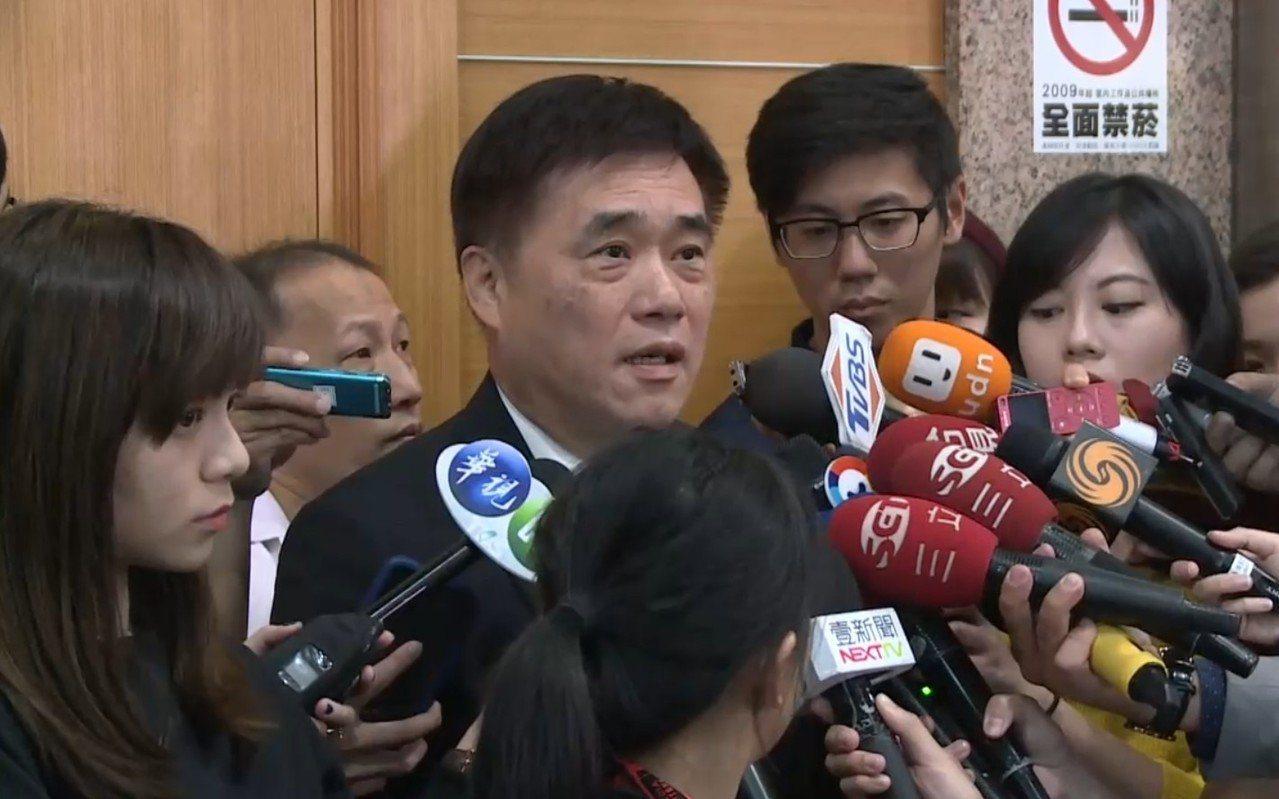 掌摑指官逼民反被罵翻 郝龍斌:反暴力不能雙重標準