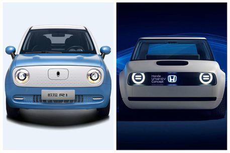 Honda Urban EV?喔不!是中國的歐拉R1電動車搶先開賣