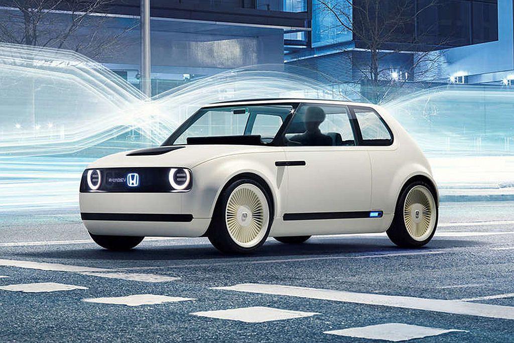 外型可愛的都會小型電動車Honda Urban EV,已經在今年初起開放預購。...