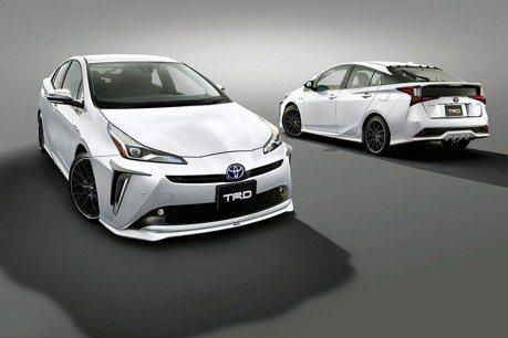 TRD把Toyota Prius變帥了!純視覺系升級