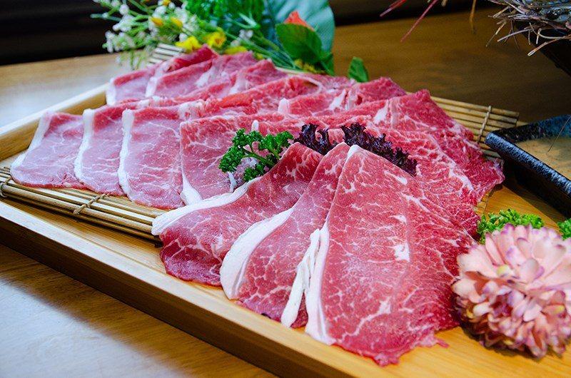 (圖/台灣旅行趣) ▲現在店家還推出打卡優惠,送一盤美國牛or松阪豬。