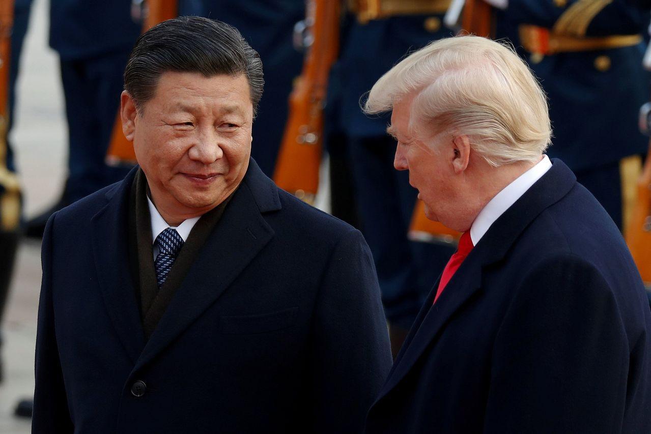 川習又通話了,為美中貿易談判搭起橋樑。路透