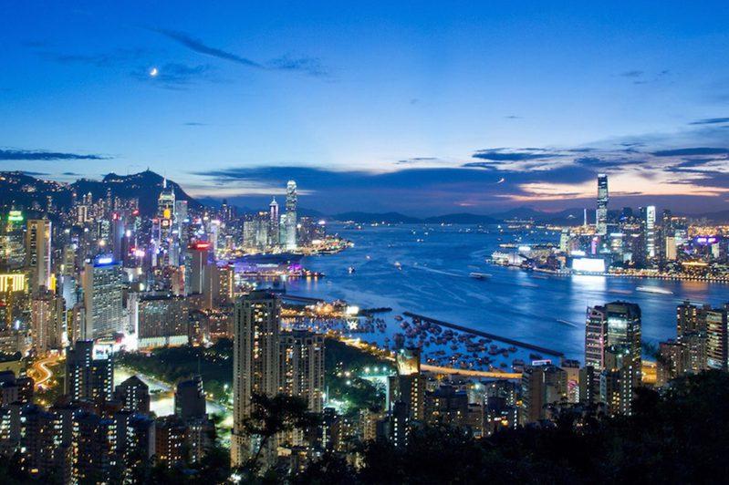 香港為去年國人出國旅遊的第一名。 圖/Expedia.com.tw提供