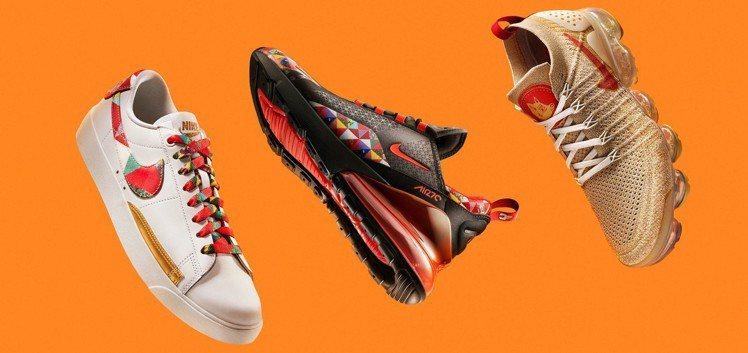 為了迎接中國農曆新年到來,Nike、Jordan等品牌,以十二生肖為靈感,創造了...
