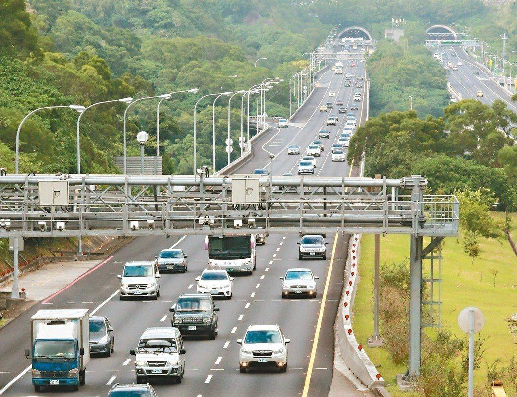 桃園市府交通局交通裁決處統計發現,民眾最常忘記繳交高速公路通行費。 圖/報系資料照