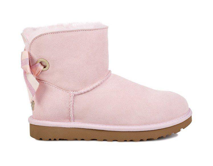 Customizable Bailey Bow Mini靴,7,200元。圖/U...