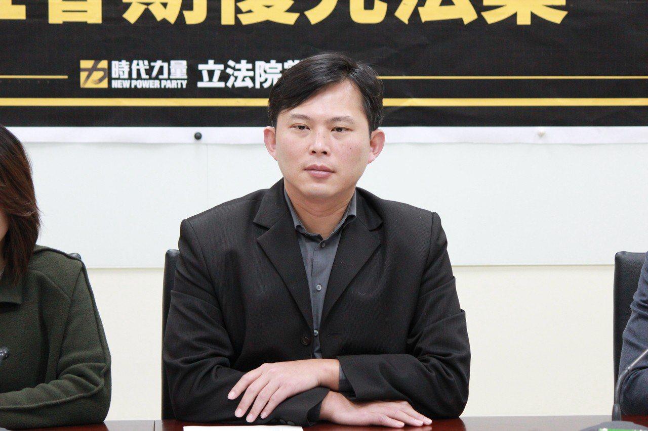 時代力量黨主席黃國昌。圖/聯合報系資料照
