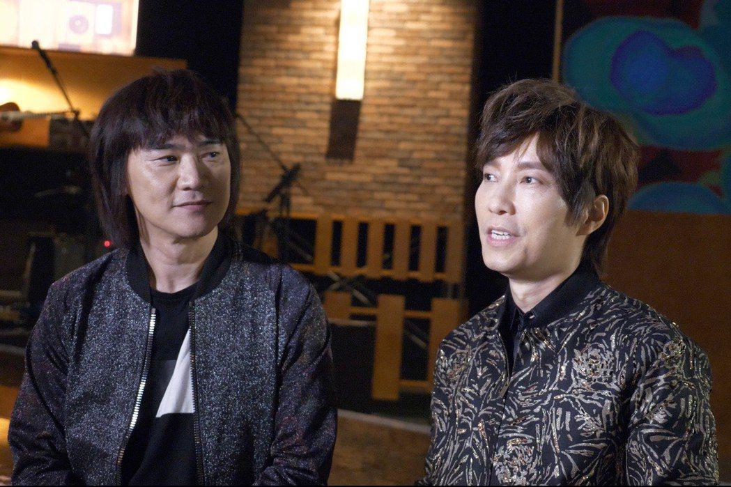 姚可傑(左)、邰正宵。圖/公視提供
