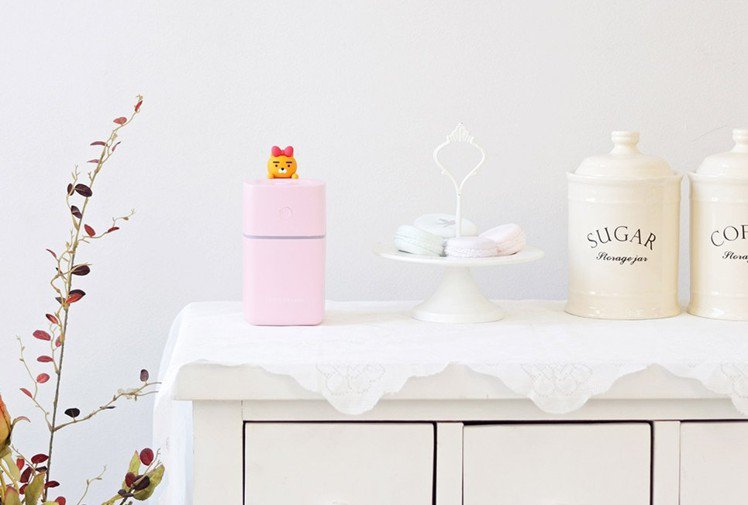 KAKAO FRIENDS造型居家香氛機。圖/SOGO提供