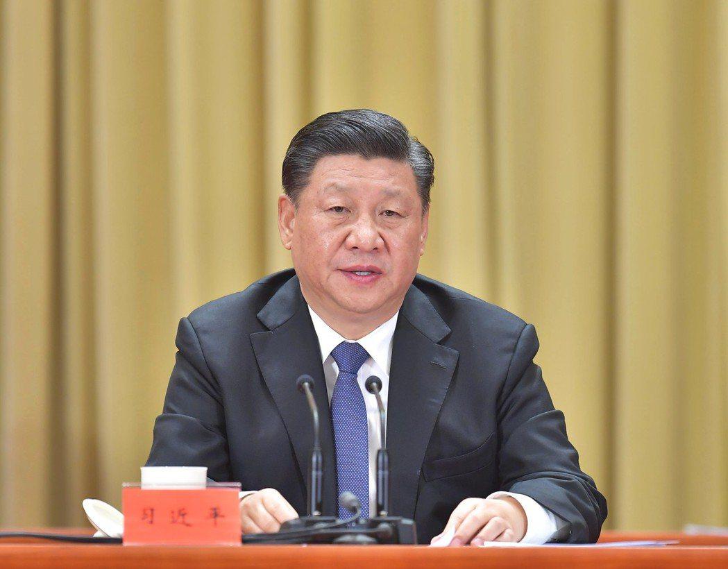 中共總書記習近平2日在「告台灣同胞書」發表40周年紀念會上拋出「習五點」對台主張...