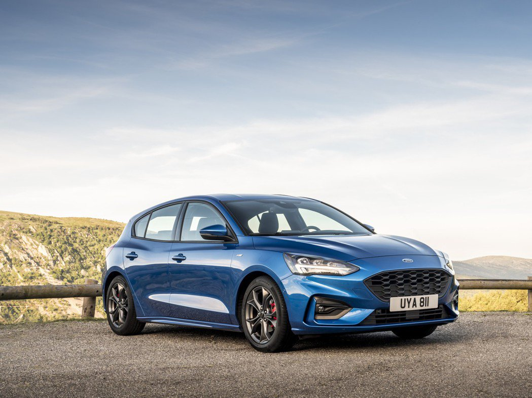 在第四代Ford Focus正式於歐洲上市後,有超過40%為ST-Line的車型...