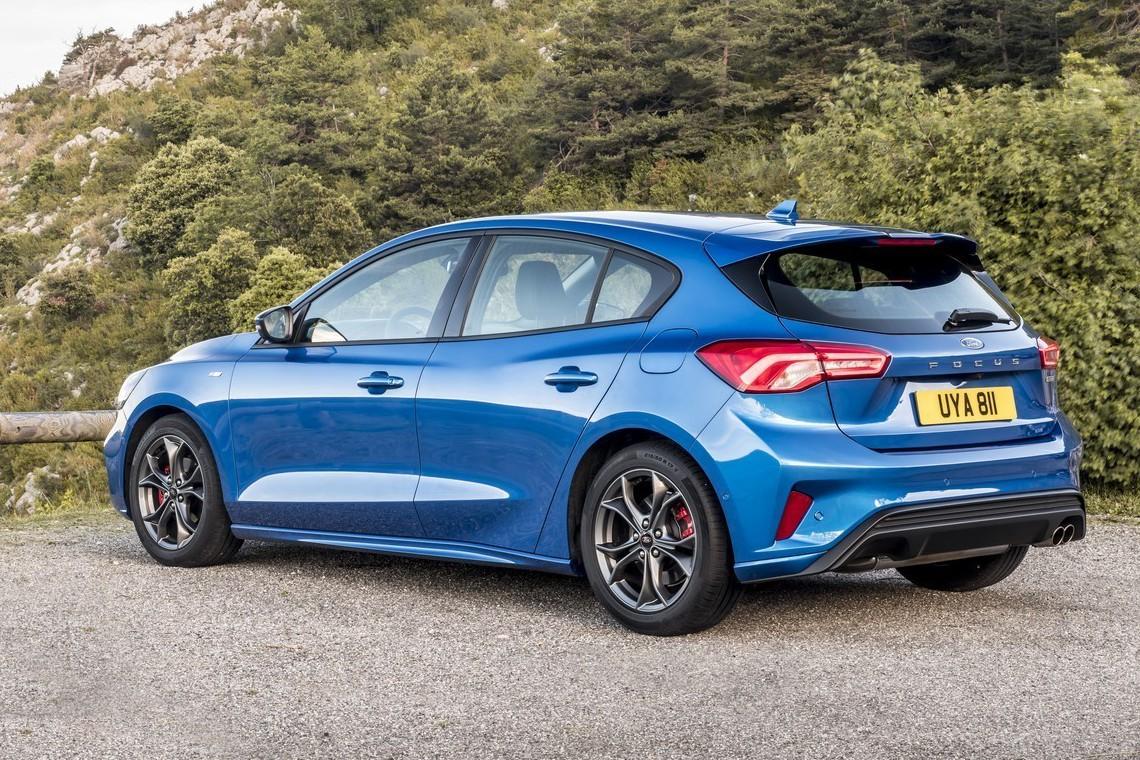 獲12獎項殊榮 新世代Ford Focus在歐洲賣翻了!
