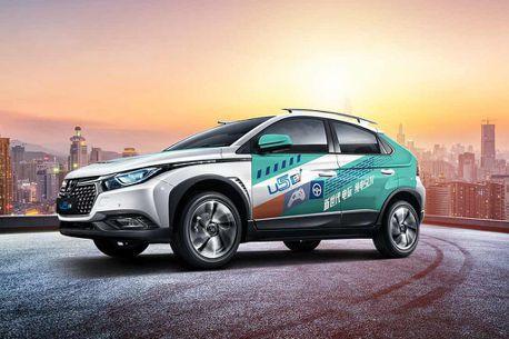 2019年除了性能還有節能!納智捷U5 EV電動車細節揭露