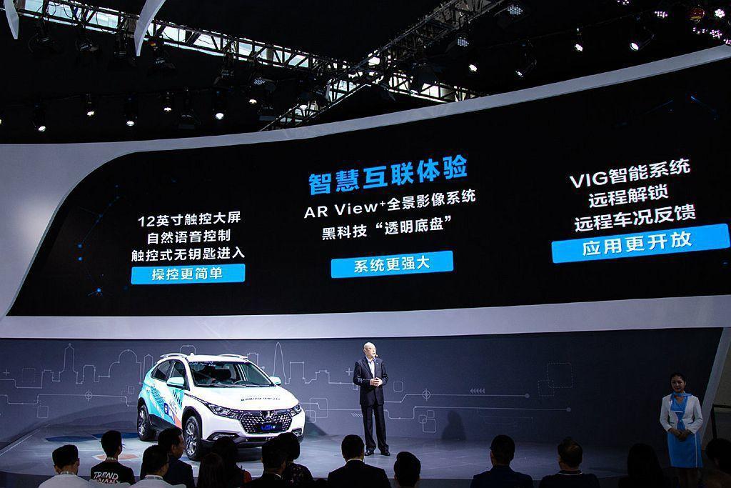 納智捷U5的銷售特點也都延續到納智捷U5 EV上,包括AR View+全景影像系...