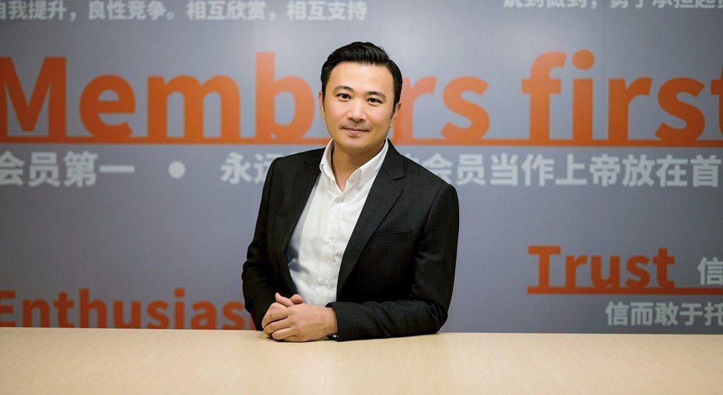 甄會選總經理呂政璋曾獲台灣百大經理人MVP和最有影響力之青年領袖。 甄會選/提供