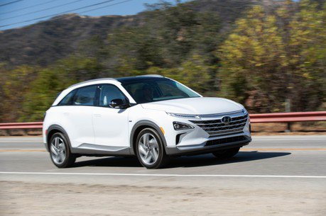 比Toyota Mirai便宜 美國首輛Hyundai Nexo氫燃料車交車!