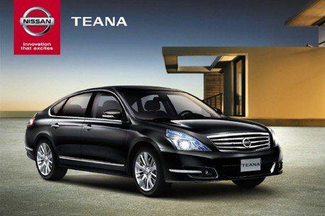 被遺忘的國產旗艦Nissan Teana正式退場!空缺將由進口Altima補上