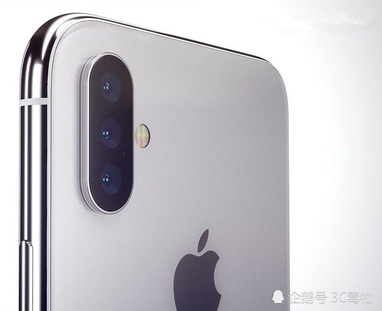 新款手機將搭載高畫素的後置三鏡頭,不僅可以支援水下拍攝,亦具備PDAF相位對焦功...
