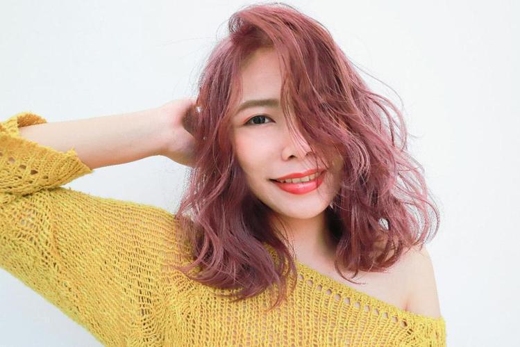 髮型創作/Hannah Lee。圖/StyleMap提供