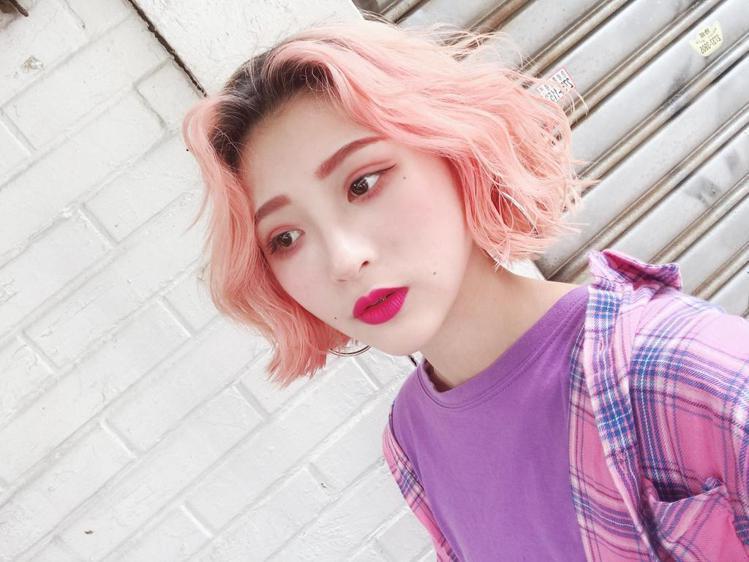 髮型創作/李慧奇。圖/StyleMap提供