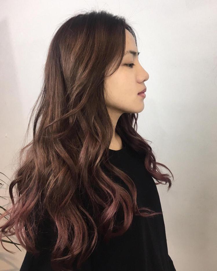 髮型創作/雪人Shannon。圖/StyleMap提供