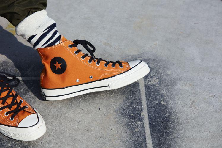 Converse Chuck 70 高筒鞋,2,680元。圖/Converse提...