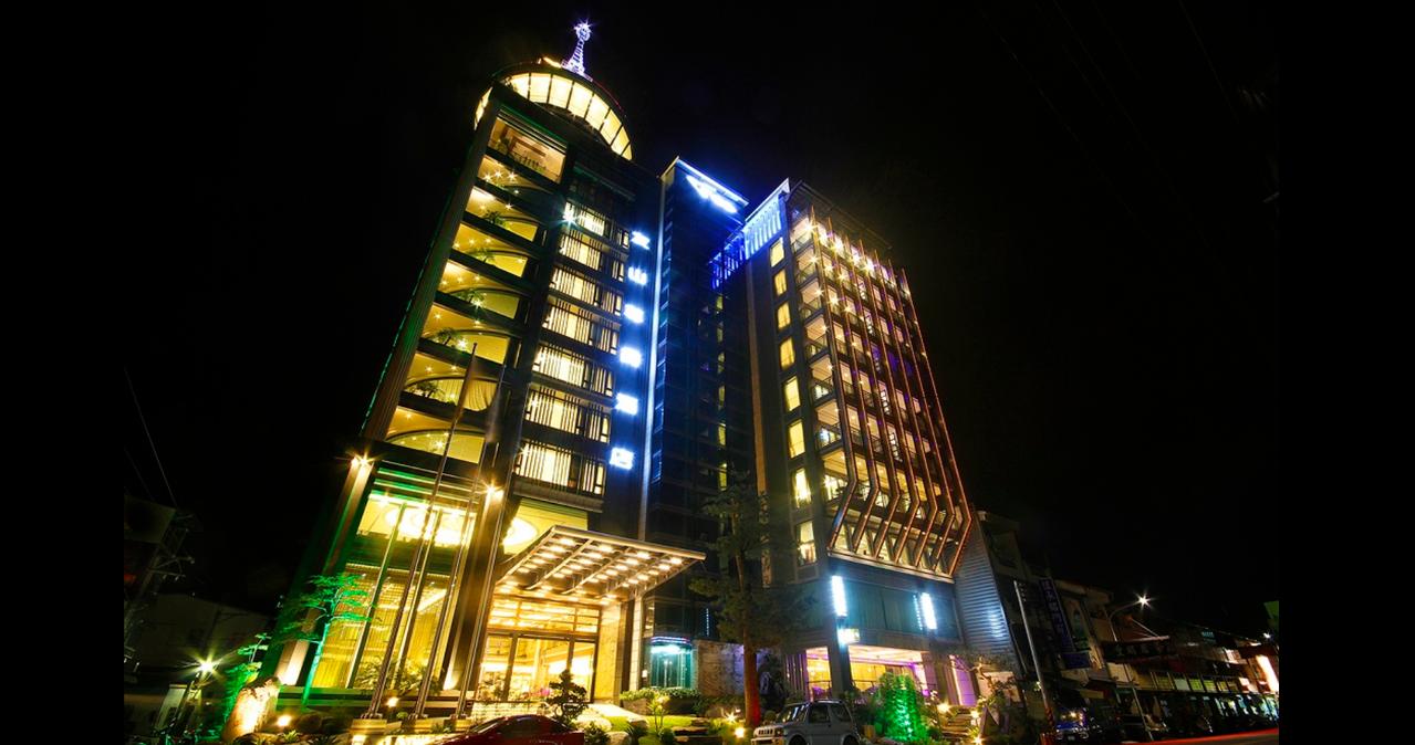 山友尊爵酒店。圖/取自飯店網站