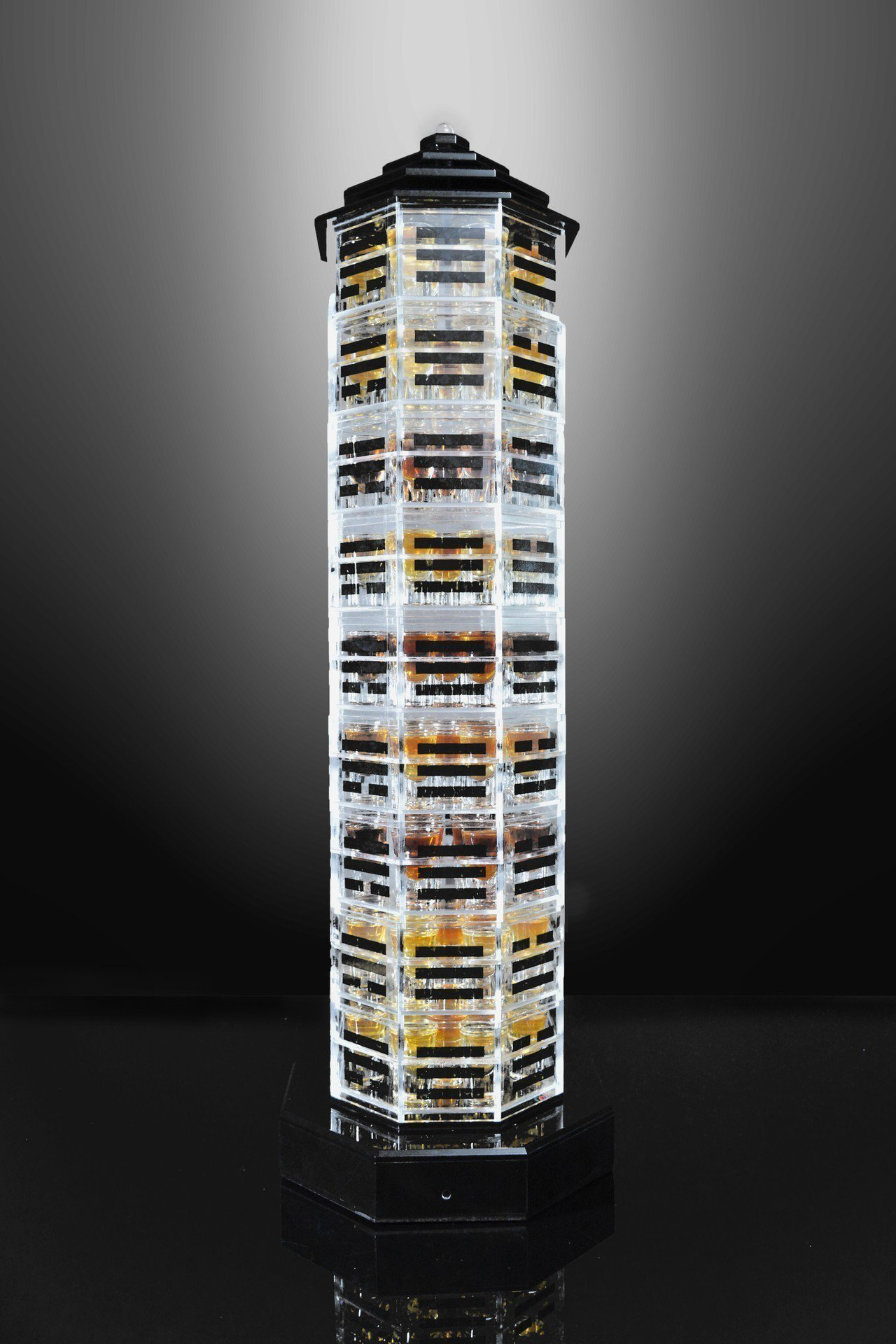 台南晶英酒店以《水滸傳》108條好漢為題材,大膽設計出前所未有的「伏魔塔108 ...