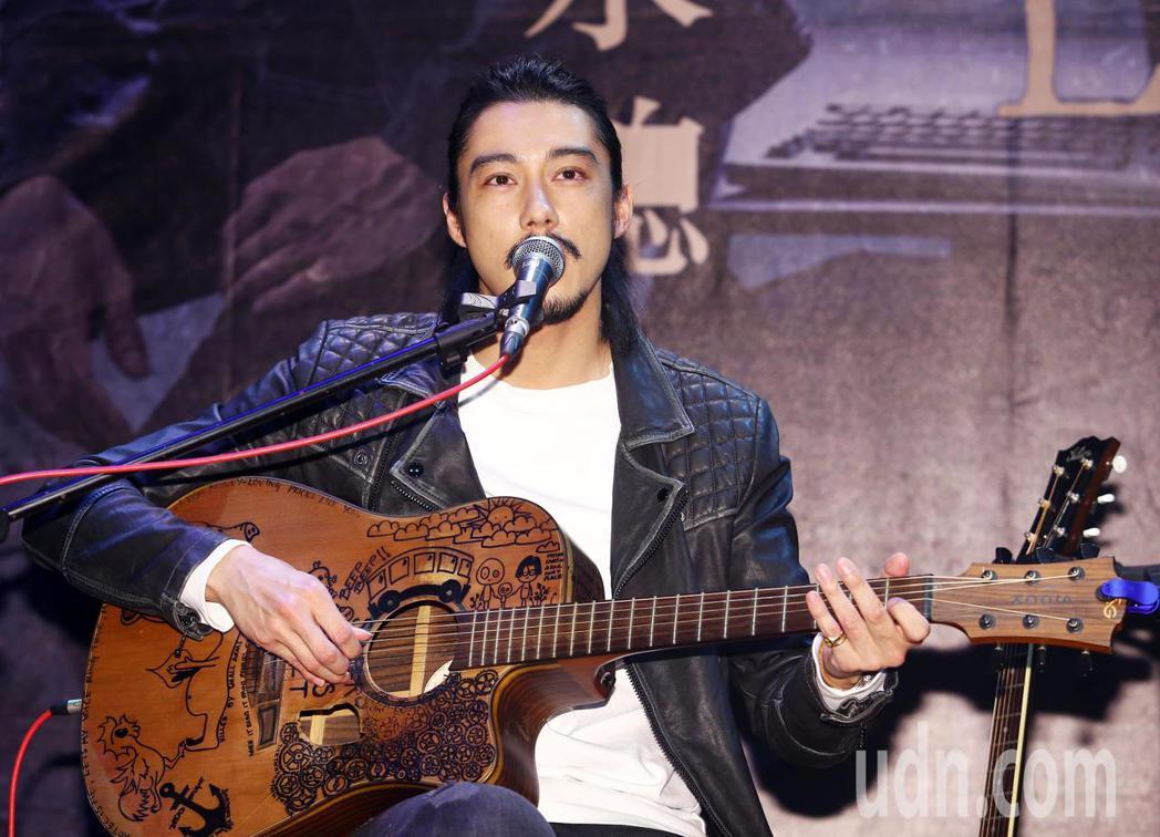 星光大道人氣王James楊永聰,暌違5年之後回歸創作歌手身份重返樂壇,並在今天舉...