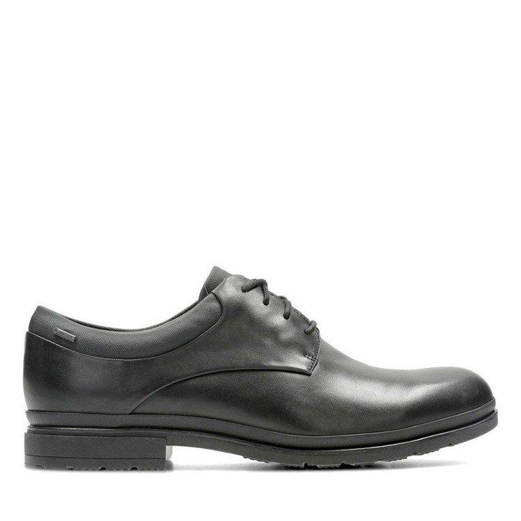 Clarks Londonmap GTX系列正裝鞋,約7,280元。圖/Clar...
