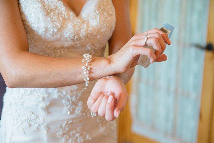 多數人將香水噴灑在手腕上的習慣動作就是摩擦,切記「請勿摩擦」才能讓香水有更好的揮...