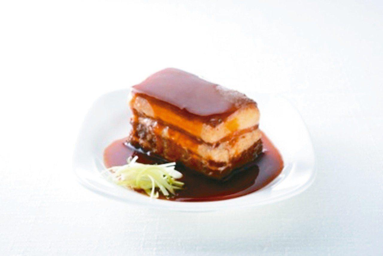 紅豆食府東坡肉,550元。 圖/遠百提供