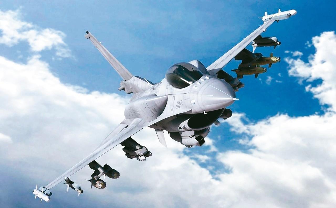 台海軍事專家易思安表示,新型F-16戰機有助於控制危機升高時,對回應與監控中國轟...
