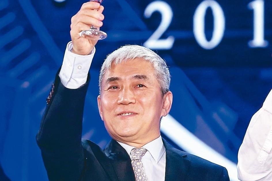 技嘉董事長葉培城 記者鄭清元/攝影