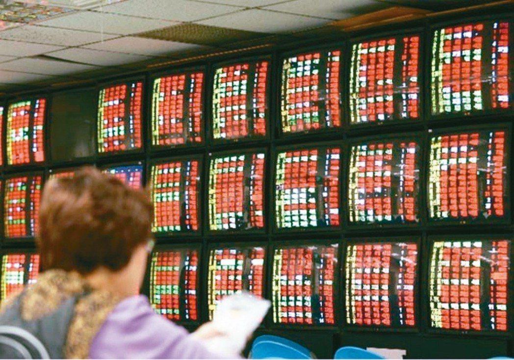 台股近十年第1季平均漲幅達4.1%。 (本報系資料庫)Ure feugait